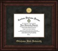 Oklahoma State Cowboys Executive Diploma Frame