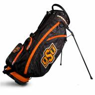 Oklahoma State Cowboys Fairway Golf Carry Bag