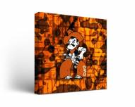 Oklahoma State Cowboys Fight Song Canvas Wall Art