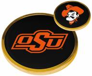 Oklahoma State Cowboys Flip Coin