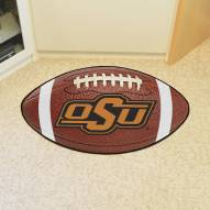 Oklahoma State Cowboys Football Floor Mat