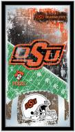 Oklahoma State Cowboys Football Mirror