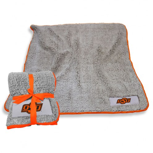 Oklahoma State Cowboys Frosty Fleece Blanket