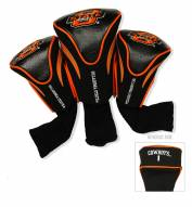 Oklahoma State Cowboys Golf Headcovers - 3 Pack