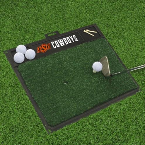 Oklahoma State Cowboys Golf Hitting Mat