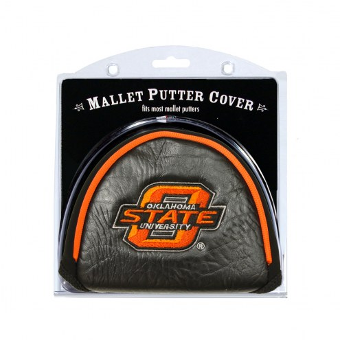 Oklahoma State Cowboys Golf Mallet Putter Cover