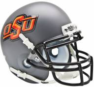 Oklahoma State Cowboys Gray Schutt Mini Football Helmet