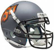 Oklahoma State Cowboys Gray Schutt XP Authentic Full Size Football Helmet