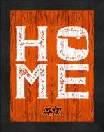 Oklahoma State Cowboys Home Away From Home Wall Decor