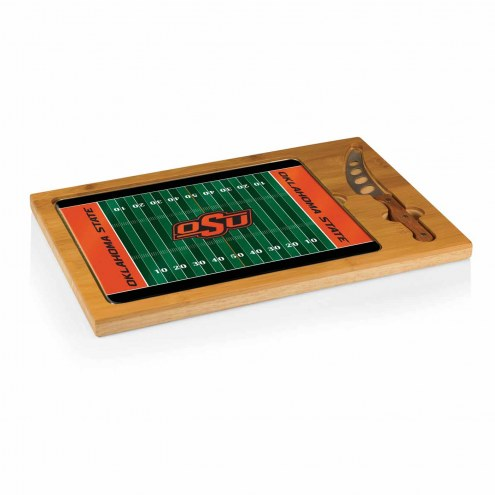 Oklahoma State Cowboys Icon Cutting Board
