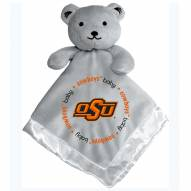 Oklahoma State Cowboys Infant Bear Security Blanket