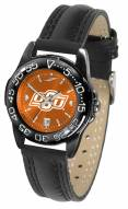 Oklahoma State Cowboys Ladies Fantom Bandit AnoChrome Watch