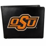 Oklahoma State Cowboys Large Logo Bi-fold Wallet