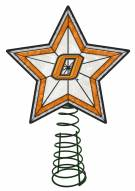 Oklahoma State Cowboys Light Up Art Glass Tree Topper