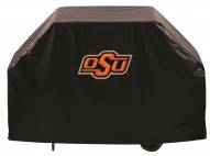 Oklahoma State Cowboys Logo Grill Cover
