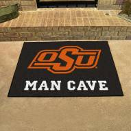 Oklahoma State Cowboys Man Cave All-Star Rug