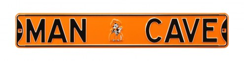 Oklahoma State Cowboys Man Cave Street Sign