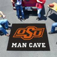 Oklahoma State Cowboys Man Cave Tailgate Mat