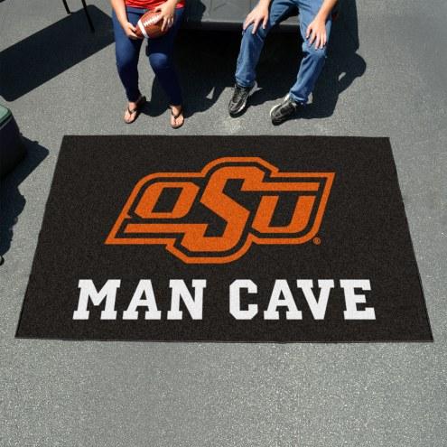 Oklahoma State Cowboys Man Cave Ulti-Mat Rug
