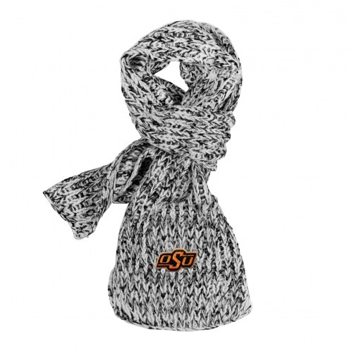 Oklahoma State Cowboys Marled Scarf