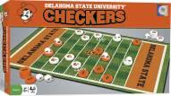Oklahoma State Cowboys Checkers