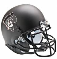 Oklahoma State Cowboys Matte Black Schutt Mini Football Helmet