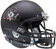 Oklahoma State Cowboys Matte Black Schutt XP Collectible Full Size Football Helmet