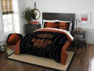 Oklahoma State Cowboys Modern Take Full/Queen Comforter Set