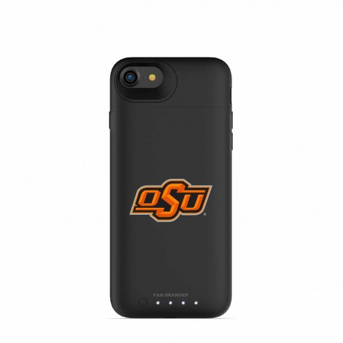 Oklahoma State Cowboys mophie iPhone 8/7 Juice Pack Air Black Case