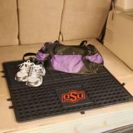 Oklahoma State Cowboys Heavy Duty Vinyl Cargo Mat