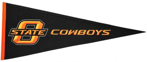 Winning Streak Oklahoma State Cowboys NCAA Traditions Pennant