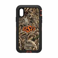Oklahoma State Cowboys OtterBox iPhone XR Defender Realtree Camo Case