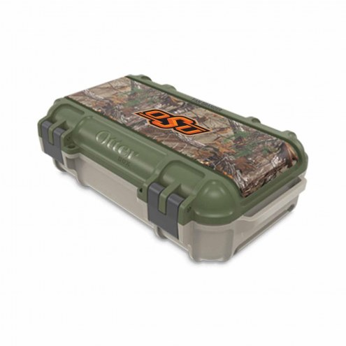 Oklahoma State Cowboys OtterBox Realtree Camo Drybox Phone Holder
