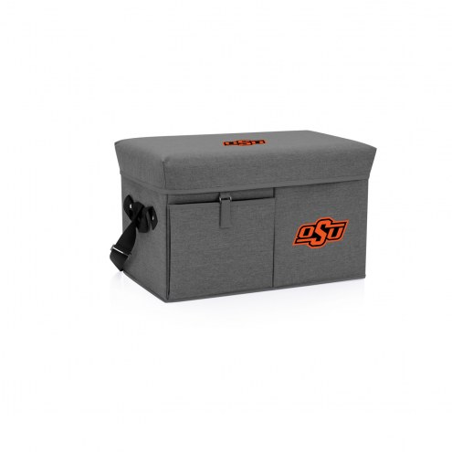 Oklahoma State Cowboys Ottoman Cooler & Seat