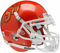 Oklahoma State Cowboys Pearl Orange Schutt XP Authentic Full Size Football Helmet