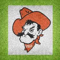 Oklahoma State Cowboys DIY Lawn Stencil Kit