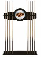 Oklahoma State Cowboys Pool Cue Rack