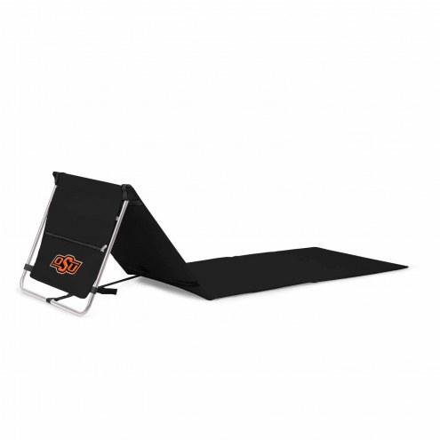 Oklahoma State Cowboys Portable Lounger Beach Mat