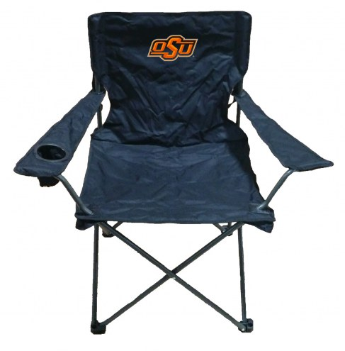 Oklahoma State Cowboys Rivalry Folding Chair