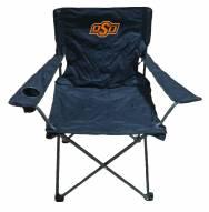 Oklahoma State Cowboys Rivalry Folding Chair