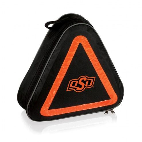 Oklahoma State Cowboys Roadside Emergency Kit