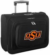 Oklahoma State Cowboys Rolling Laptop Overnighter Bag