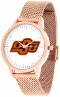 Oklahoma State Cowboys Rose Mesh Statement Watch