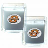 Oklahoma State Cowboys Scented Candle Set