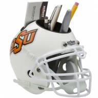 Oklahoma State Cowboys Schutt Football Helmet Desk Caddy