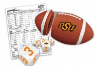 Oklahoma State Cowboys Shake N' Score Travel Dice Game