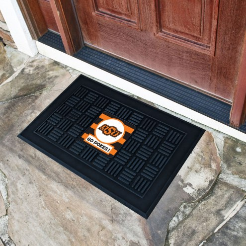 Oklahoma State Cowboys Southern Style Vinyl Door Mat