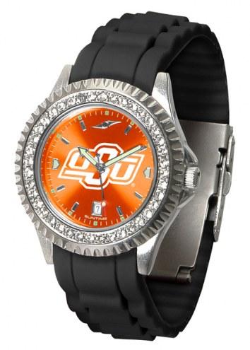 Oklahoma State Cowboys Sparkle Women's Watch
