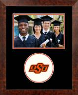 Oklahoma State Cowboys Spirit Horizontal Photo Frame
