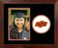 Oklahoma State Cowboys Spirit Vertical Photo Frame